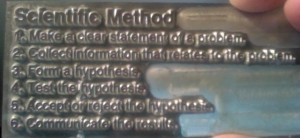 scientific method image